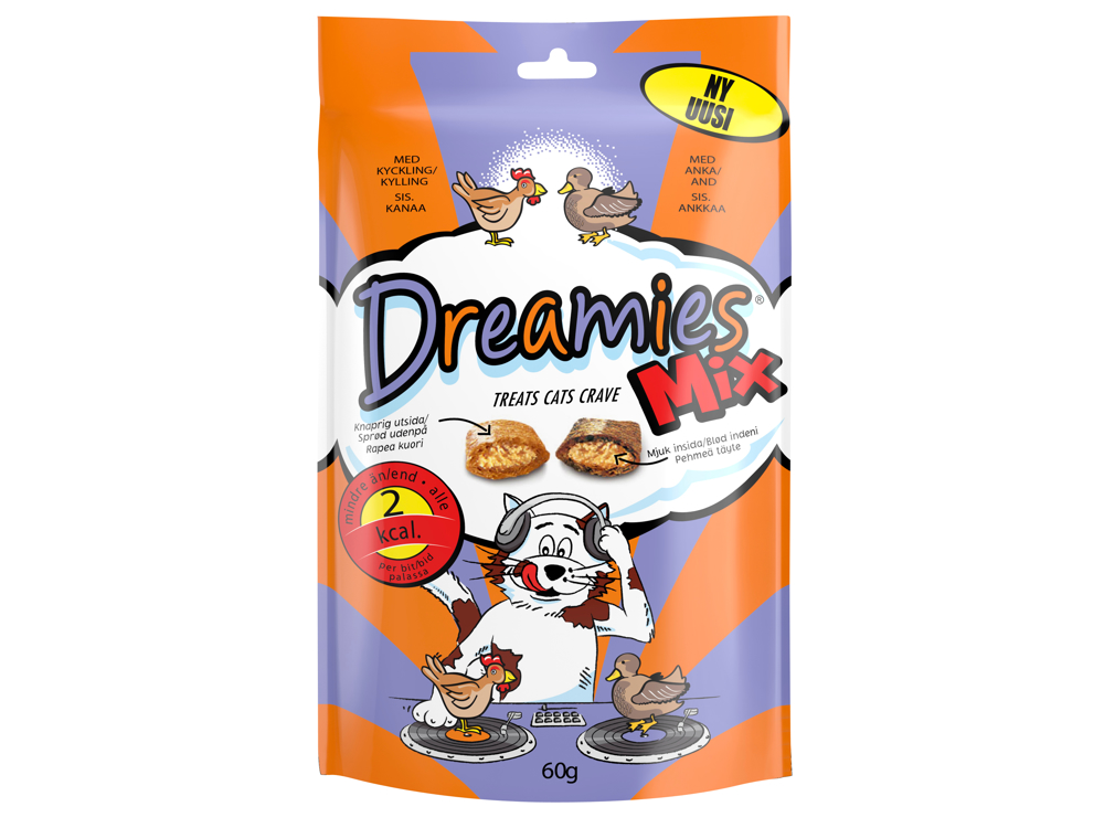 DREAMIES MIX KISSANHERKKU