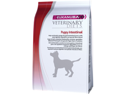 EUKANUBA VETERINARY DIETS PUPPY INTESTINAL HUNDEFODER