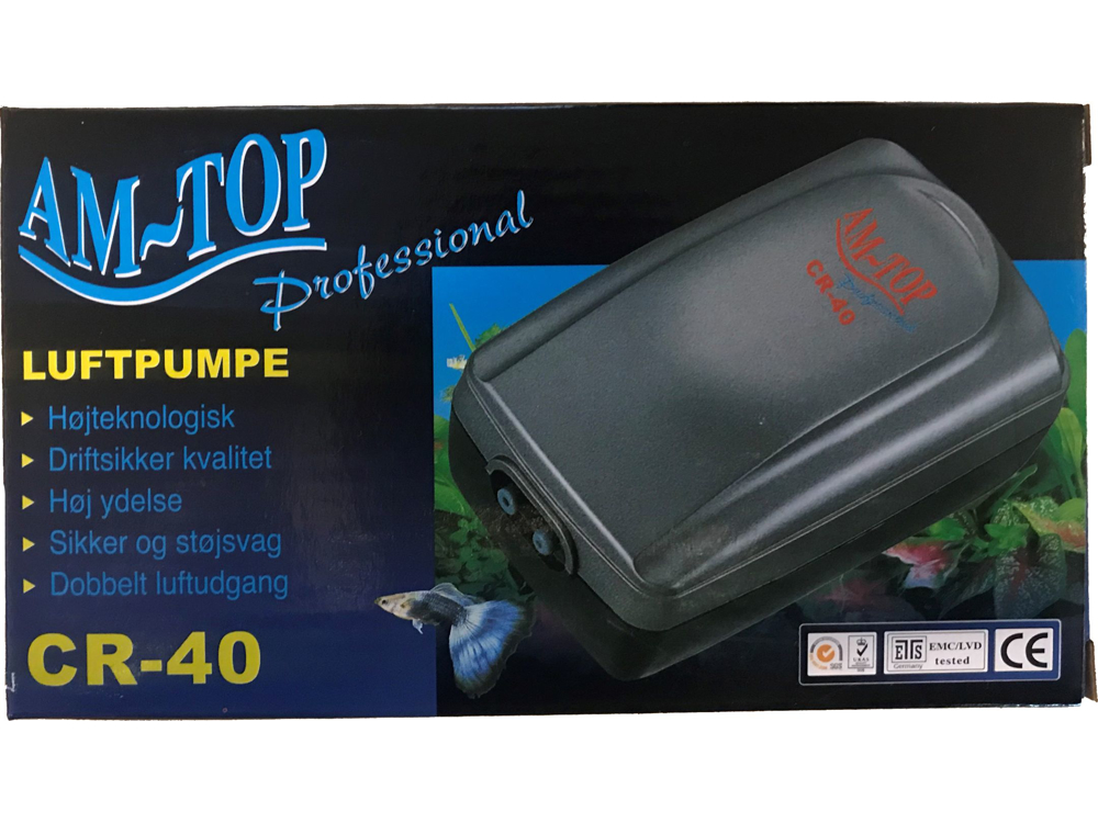 AM-TOP LUFTPUMPE CR 40
