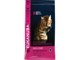 EUKANUBA ADULT OVERWEIGHT / STERILISED