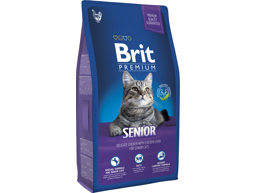 BRIT PREMIUM SENIOR KISSANRUOKA