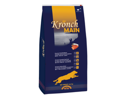 HENNE PET KRONCH MAIN HUNDEFODER