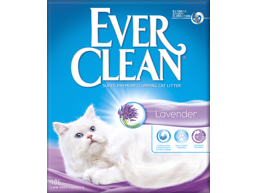 EVER CLEAN LAVENDER KATTESAND