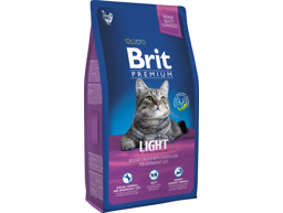 BRIT PREMIUM LIGHT KISSANRUOKA