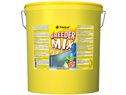 TROPICAL BREEDER MIX FISKFODER