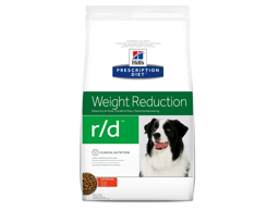 HILL'S PRESCRIPTION DIET WEIGHT REDUCTION R/D HUNDEFODER