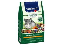 VITAKRAFT EMOTION BEAUTY CHINCHILLAFODER