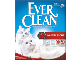 EVER CLEAN MULTIPLE CAT KATTEGRUS