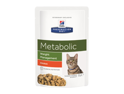 HILL'S DIET METABOLIC KATTEMAD