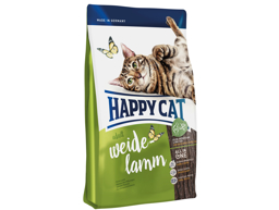 HAPPY CAT ADULT LAMM KATTMAT