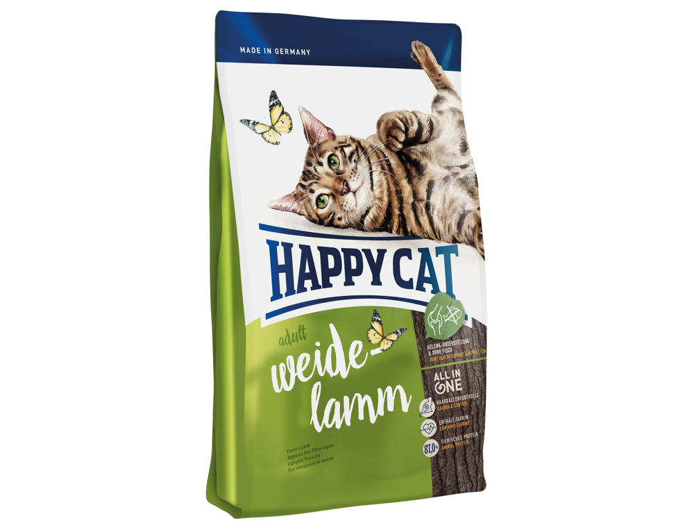 HAPPY CAT ADULT LAMMAS KISSANRUOKA