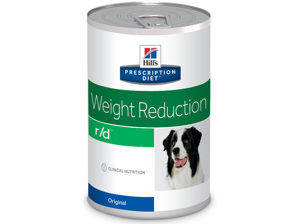 HILL'S PRESCRIPTION DIET CANINE R/D WEIGHT REDUCTION ORIGINAL KOIRANRUOKA