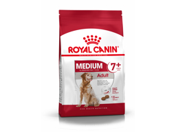 ROYAL CANIN MEDIUM ADULT 7+ HUNDEFODER