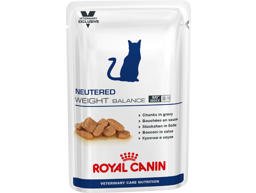 ROYAL CANIN VETERINARY CARE NUTRITION FELINE NEUTERED WEIGHT BALANCE KATTEMAD