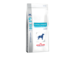 ROYAL CANIN VETERINARY DIET CANINE HYPOALLERGENIC MODERATE CALORIE HUNDEFÔR