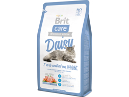 BRIT CARE DAISY WEIGHT KALKUN OG RIS KATTEMAD