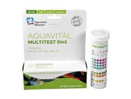 AQUARIUM MÜNSTER AQUAVITAL MULTITEST