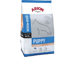 ARION PUPPY MEDIUM LAX HUNDFODER