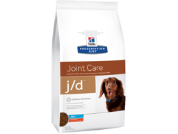 HILL'S PRESCRIPTION DIET CANINE J/D JOINT CARE MINI WITH CHICKEN HUNDEFODER