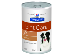 HILLS PRESCRIPTION DIET CANINE J/D JOINT CARE WITH LAMB HUNDEFODER
