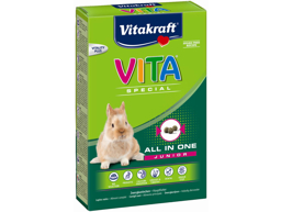 VITAKRAFT VITA SPECIAL ALL IN ONE JUNIOR JYRSIJÄRUOKA