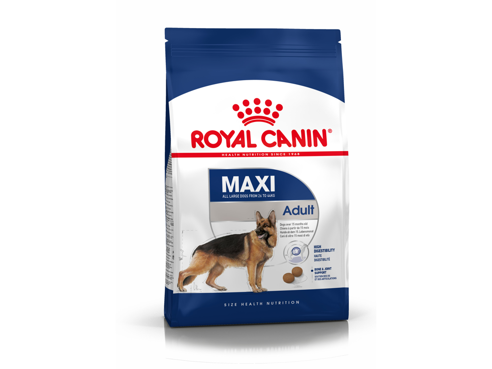 ROYAL CANIN MAXI ADULT HUNDEFÔR