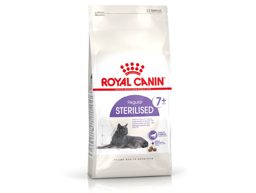 ROYAL CANIN STERILISED 7 + KISSANRUOKA