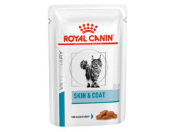 ROYAL CANIN VETERINARY SKIN & COAT KATTEMAD