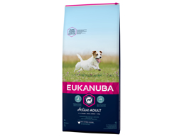 EUKANUBA ACTIVE ADULT SMALL HUNDEFÔR