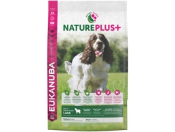 EUKANUBA NATURE PLUS M KOIRANRUOKA