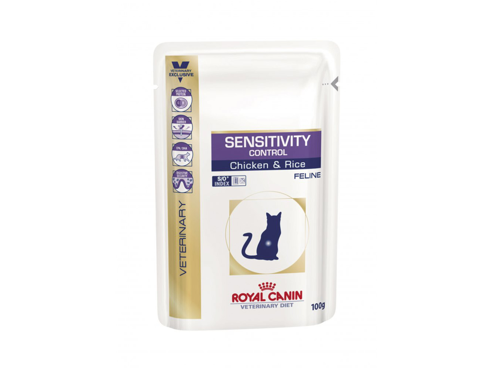 ROYAL CANIN VETERINARY DIET FELINE SENSITIVITY CONTROL WITH CHICKEN   RICE  KISSANRUOKA bae0ae40ec