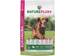 EUKANUBA NATURE PLUS PUPPY HUNDEFODER