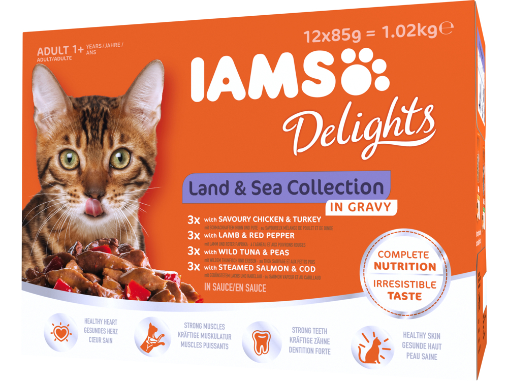 IAMS ADULT LAND AND SEA SOVS KATTEMAD