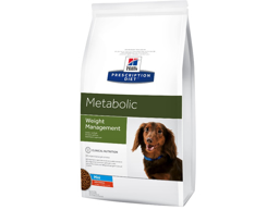HILL'S PRESCIPTION DIET CANINE METABOLIC WEIGHT MANAGEMENT MINI WITH CHICKEN HUNDEFODER