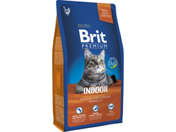 BRIT PREMIUM INDOOR KISSANRUOKA