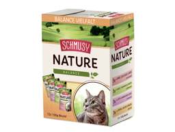 SCHMUSY NATURE BALANCE KATTEMAD