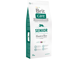 BRIT CARE SENIOR LAM / RIS HUNDEFÔR