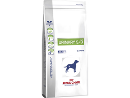 ROYAL CANIN VETERINARY DIET CANINE URINARY S/O HUNDEFODER