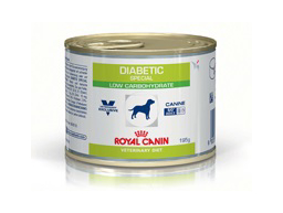 ROYAL CANIN DIABETIC LOW HUNDFODER