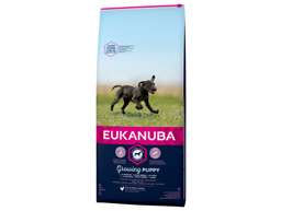 EUKANUBA GROWING PUPPY LARGE HUNDEFODER