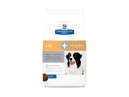 HILL'S PRESCRIPTION DIET K/ D + MOBILITY ORIGINAL HUNDEFODER