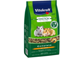 VITAKRAFT EMOTION COMPLETE ALL AGES HAMSTERFODER