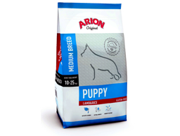 ARION PUPPY MEDIUM LAMM OCH RIS HUNDFODER