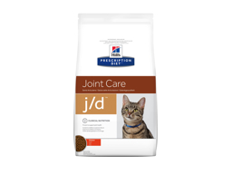 HILL'S PRESCRIPTION DIET FELINE J/D JOINT CARE WITH CHICKEN KATTEMAD