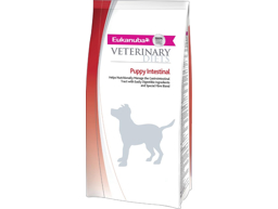 EUKANUBA VETERINARY DIETS PUPPY INTESTINAL HUNDEFÔR