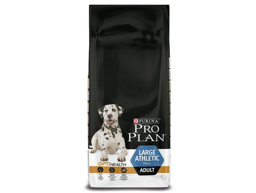 PURINA PRO PLAN OPTIHEALTH ADULT LARGE ATHLETIC HUNDEFODER