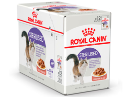 ROYAL CANIN STERILISED SÅS KATTMAT