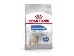 ROYAL CANIN MINI LIGHT WEIGHT CARE HUNDEFODER