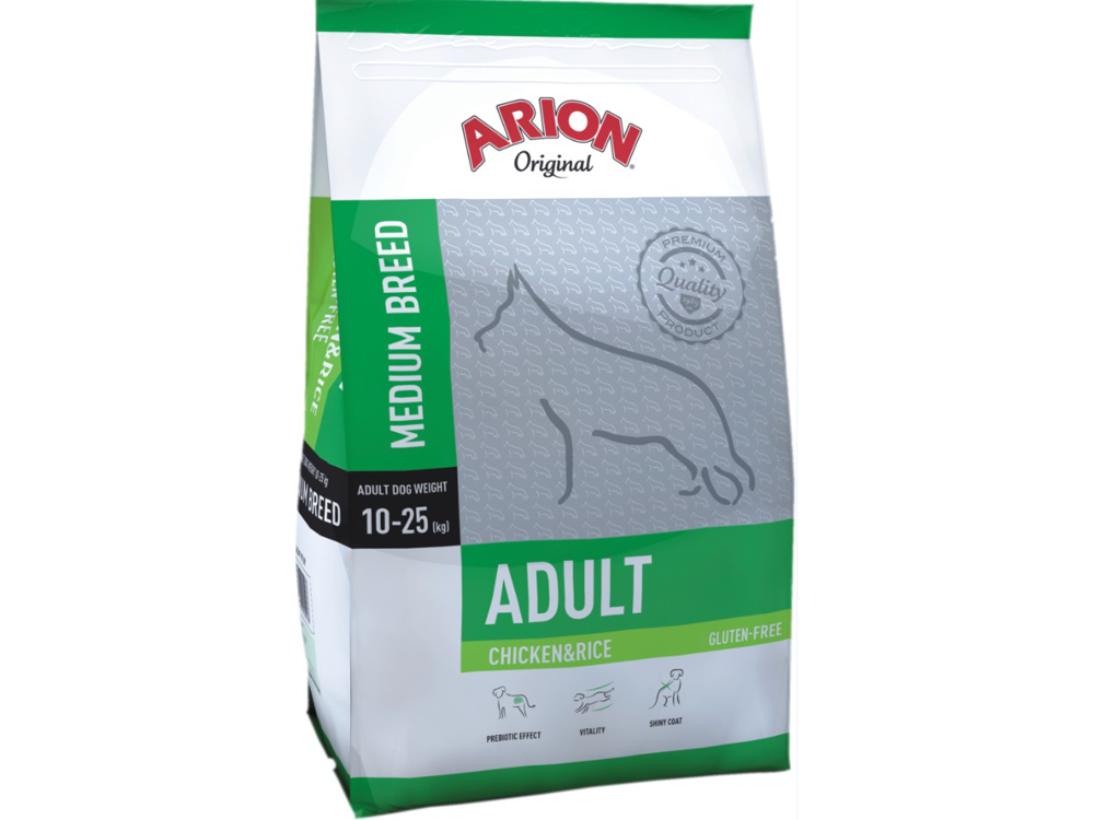 ARION ADULT MEDIUM HUNDEFODER