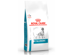 ROYAL CANIN VETERINARY DIET ANALLERGENIC KOIRANRUOKA